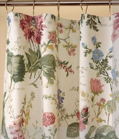 Country Shower Curtain Sets Cottage Shower Curtains
