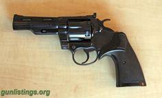 Colt Trooper Mark V .357 Magnum