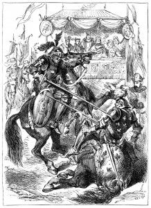 24 January 1536 – A Serious Jousting Accident for Henry VIII  Read more: http://www.theanneboleynfiles.com/24-january-1536-serious-jousting-accident-henry-viii/#ixzz2rLHHusEv