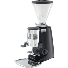 At just +VAT, The Mazzer Super Jolly Timer black coffee grinder (model is ideal for both home and commercial use. With great build quality and durability, the Mazzer Super Jolly espresso grinder has free delivery and a hopper. Espresso Coffee, Best Coffee, Coffee Bars, Coffee Machine, Espresso Machine, Black Rock Coffee, Coffee Industry, Cappuccino Maker, Coffee Club