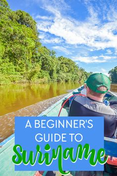 Suriname may not be the most popular travel destination in the world, but that might mean it's even more worth a visit! Here's a guide to travel in Suriname, including where to stay, where to eat, how to get around, and why you really do need to visit Suriname.