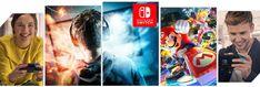 Nintendo Switch RED / NEON new model v2 2019 8880122000 - Allegro.pl Toys Online, New Model, Nintendo Switch, Neon, Neon Colors