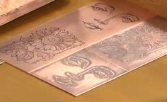 how to etch copper responsibly and safely!  - from Safe Metal Etching: Be Fearless, Be Wise, Be Responsible - Jewelry Making Daily