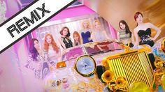 Girls' Generation (소녀시대) - You Think (Areia Kpop Remix #191) 클럽리믹스 EDM MV