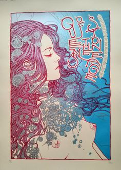 QUEENS OF THE STONE AGE 2013 by Malleus Rock Art Lab