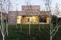 Poznan – Cedar House / Architektura – Pracownia Projektowa Mariusz Wrzeszcz  / © Przemysław Turlej