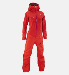 Women's Heli Suit - Peak Performance. Must start saving for this.