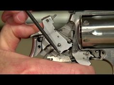 Gunsmithing - Safety Features of the Smith and Wesson (S&W) Revolver - YouTube