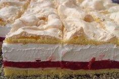 Recept za sve: Raj i pakao Sweet Desserts, Sweet Recipes, Dessert Recipes, Torte Recepti, Torte Cake, Croatian Recipes, Cake Cookies, Food Inspiration, Sweet Tooth