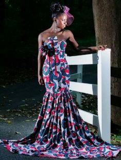 Breathtakingly beautiful, I love it! ! ~ African fashion, Ankara, kitenge, Kente, African prints, Braids, Asoebi, Gele, Nigerian wedding, Ghanaian fashion, African wedding ~DKK