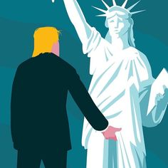 """Trump may think he won because he was elected despite his sexual harassment scandals (that he admitted to on tape), but Americans have a long memory. While he was busy groping women at will, it might just come back to bite him in the ass. As far as his presidency goes...""""You can fool all the people some of the time and some of the people all the time, but you cannot fool all the people all the time. """" ......."""