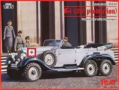 The Mercedes-Benz type was a German three-axle off-road vehicle first produced by Mercedes-Benz as a staff/command car for the Wehrmacht in Mercedes Benz Maybach, Mercedes Benz Germany, Carl Benz, Daimler Benz, Classic Mercedes, Cabriolet, Convertible, Fiat 500, Retro Cars
