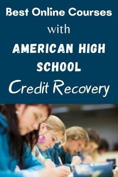 Get on track to graduate! American High School offers online credit recovery courses. Enjoy your summer and retake courses at the same time! We make it easy and affordable. #onlinehighschool #onlinehomeschool #homeschool #creditrecovery #onlinemiddleschool #virtualschool #virtualhighschool #virtualmiddleschool #virtualhomeschool #homeschooling #onlinehomeschooling #onlinevirtualschool #onlineschoolcourse #homeschoolcourse Virtual High School, High School Diploma, Online Middle School, High School Credits, American High School, Course Catalog, Best Online Courses, Faculty And Staff, Programming
