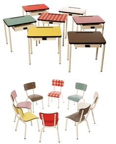 Brighten up back to school with Furniture by Les Gambettes