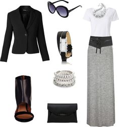 """Business Casual"" by rachelle-is on Polyvore"