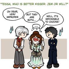 Who's the better kisser??