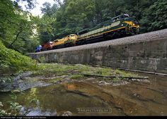RailPictures.Net Photo: NS 1068 Norfolk Southern EMD SD70ACe at Glenita, Virginia by Chris Starnes