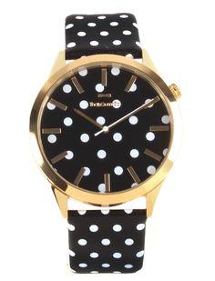 Linha especial de relógios desenvolvida pela nossa estilista Thais Gusmão para Chillibeans.   relogio_thaisgusmao_blythe_poa