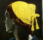 Antique Hats to crochet - Hold up your head with these 3 hat patterns