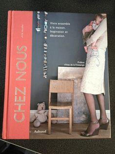 1000 images about book ideas on pinterest coffee table - Chez ines de la fressange ...