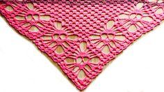 Skull shawl crochet pattern free video tutorial Woolpedia