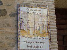 Toledo - Sinagoga de Santa Maria la Blanca by alejandro blanco, via Flickr