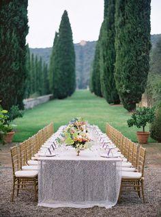 Italian Wedding | Beautiful Scenery | Jose Villa Photography
