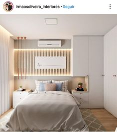 20 tips will help you improve the environment in your bedroom. Room Design Bedroom, Bedroom Furniture Design, Girl Bedroom Designs, Modern Bedroom Design, Home Room Design, Small Room Bedroom, Home Bedroom, Master Bedroom, Apartment Interior