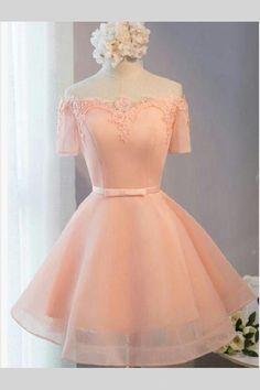 Prom Dresses 2019 #PromDresses2019, Homecoming Dresses Lace #HomecomingDressesLace, Prom Dresses Pink #PromDressesPink, Homecoming Dresses Pink #HomecomingDressesPink, Lace Prom Dresses #LacePromDresses
