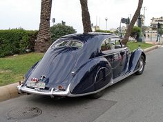1939 Lancia Astura Coupe by Pininfarina Citroen Traction, Mini Trucks, Belle Epoque, Vintage Cars, Cool Cars, Volkswagen, Classic Cars, Racing, Vehicles