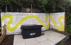 Shadwell Gardens take shape today...