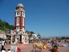 #magiaswiat #Haridwar #podróż #wakacje #zwiedzanie # indie #blog #ghaty #ganges #rzeka Haridwar, San Francisco Ferry, Indie, Building, Blog, Travel, Viajes, Buildings, Blogging