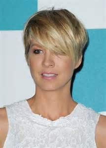 Most Popular Short Haircut for 2015 – Sexy Layered Haircut with Side ...
