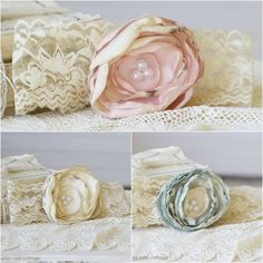 vintage style baby headbands  My future children will be so stylish..also a good DIY project
