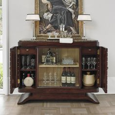 Emile Bar Cabinet