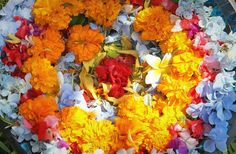 Flower Mandala Creation