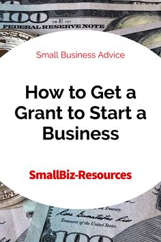Want a Small Business Grant? 3 Steps to Get You There - Starting A Business - Ideas of Starting A Business - How to Get a Grant to Start a Business / Small Business Advice Sell Your Business, Business Funding, Starting A Business, Start Up Business Grants, Bookkeeping Business, Small Business Start Up, Craft Business, Online Business, Writing A Business Plan
