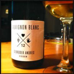 Gebrüder Andres, Deidesheim / Pfalz, Sauvignon Blanc...genial!!!