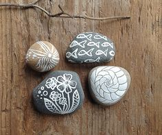 Stone Collection 5 -- Original Hand Painted Stone Collection