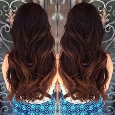 60 Chocolate Brown Hair Color Ideas for Brunettes - - Light Brown Balayage Bob. Chocolate Brown Hair Color, Brown Hair Colors, Hair Colour, Chocolate Hair With Caramel Highlights, Matrix Hair Color, Red Colour, Caramel Brown, Brunette Color, Brunette Hair