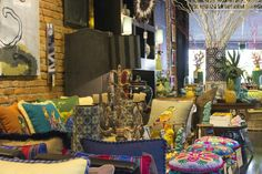 Buongiorno! STUDIO BERGAMIN #chic and #exotic decor.