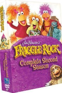 if you aren't singing the theme song right now, you just missed out on a great time to grow up - the 80s bitches! #GoFraggles
