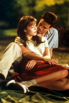 """Are you trying to seduce me?""