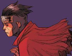 Billy Kaplan, Young Avengers, House of M #4 (2015)