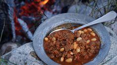 Chili con carne – kruttsterk