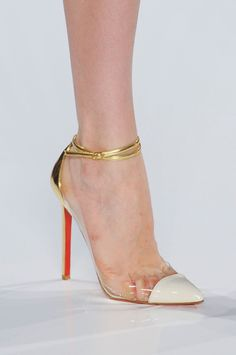 Christian Louboutin for Alexandre Vauthier Fall 2012