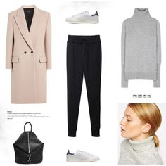 """Stan Smith"" by bellamarie on Polyvore"