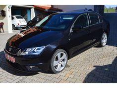 SEAT Toledo Limousine in Schwarz als Gebrauchtwagen in Regen für € 9.280,-