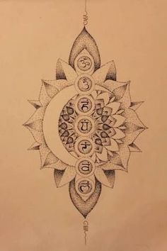 50 Chakra Tattoos To Show Off Your Spiritual Side Dope Tattoos, Symbol Tattoos, Badass Tattoos, Body Art Tattoos, New Tattoos, Tattoos Pics, Mandala Tattoo Design, Mandala Arm Tattoo, Tattoo Designs
