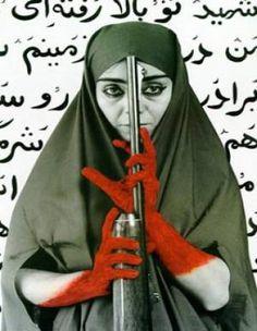 The Veiled Feminism Of Moroccan-Born Photographer Lalla Essaydi